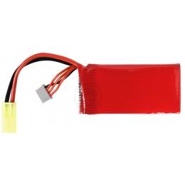 Element 11.1V 900 mAh 20C LiPo Mini Brick Airsoft Battery