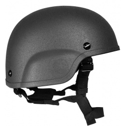 G-Force MICH 2000 Replica Tactical Helmet for Airsoft - BLACK