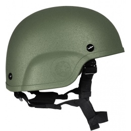 G-Force MICH 2000 Replica Tactical Helmet for Airsoft - OD GREEN