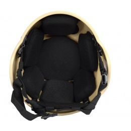 G-Force MICH 2000 Replica Tactical Helmet for Airsoft - TAN