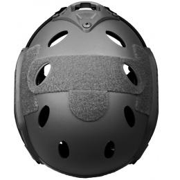 G-Force Tactical Operator BUMP Helmet w/ Side Accessory Rails - BLACK