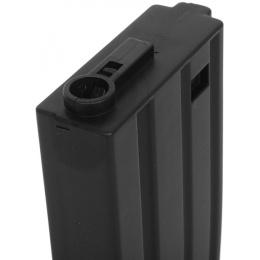 Box of 5 King Arms 120rd M4 / M16 AEG Mid Cap Magazines - BLACK