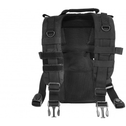 Condor Outdoor 242 Hydro Harness MOLLE Hydration Carrier - BLACK