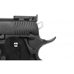 350 FPS WE Hi Capa Dragon 5.1K-Tac M1911 XL Gas Blowback Pistol