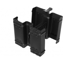 ICS Airsoft Double AEG Magazine Clamp - Compatible w/ M4 M16 Mags