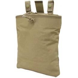 Condor Outdoor MA22 Tactical Mag Recovery Dump Pouch - TAN