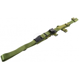 Condor Outdoor T3PS Tactical Airsoft Three Point Sling - OD GREEN