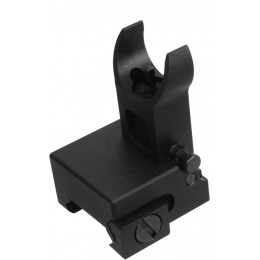 AIM Sports Airsoft AR Low Profile Front Flip-Up Sight