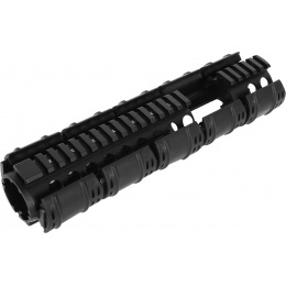 AIM Sports AR Length Quad Rail 2-Piece Extended Rail for M4A1 AEGs