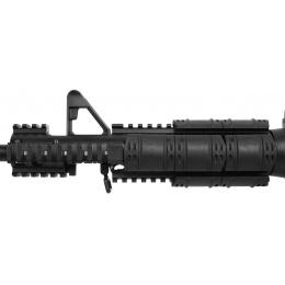 AIM Sports AR Length Quad Rail 2-Piece Extended Rail for M4A1 AEGs