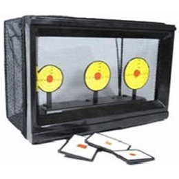 CYMA Airsoft Pro-Series Automatic Pop-Up Target System w/ BB Trap Net