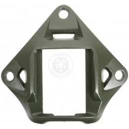 G-Force BUMP Helmet Replacement Three Hole NVG Shroud - OD GREEN