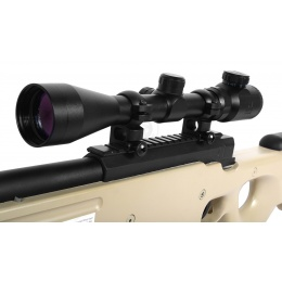 NcStar 3-9x40 Shooter Series II Scope w/ Dual Illuminated Reticle