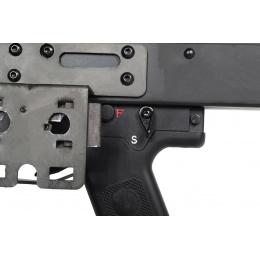 360 FPS ASG U.S. Ordnance M60E4 / MK43 Airsoft Machine Gun AEG