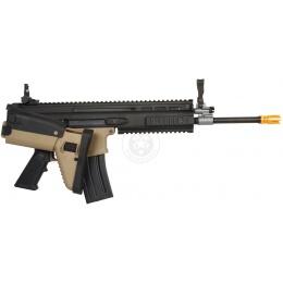 400 FPS VFC Licensed FN Herstal MK16 SCAR-L AEG Rifle - BLACK/TAN