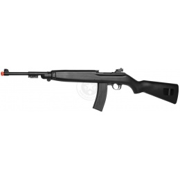 CYMA World War II M1 Carbine Bolt Action Spring Airsoft Rifle - BLACK