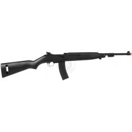 CYMA World War II M1 Carbine Bolt Action Spring Airsoft Rifle - BLACK