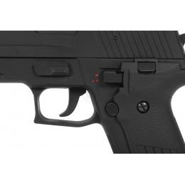 CYMA CM122 MK25 Airsoft AEP Automatic Electric Pistol - BLACK