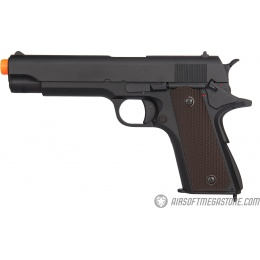 Lancer Tactical CM123 M1911 Airsoft AEP Automatic Electric Pistol