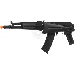 Lancer Tactical LT-747D Airsoft AEG AK-105 Rifle w/ Side-Folding Stock