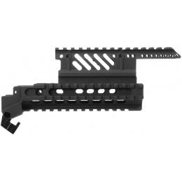 CYMA Airsoft AK Series X47 Aluminum RIS/ RAS Handguard - C04