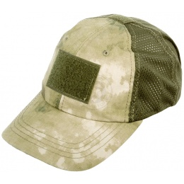 Condor Outdoor Tactical Operator Cap w/ Mesh - A-TACS FG