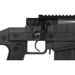 WellFire MB4408 MK96 Covert Bolt Action Airsoft Sniper Rifle - BLACK