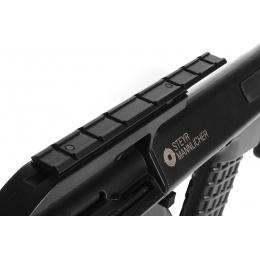 ASG Licensed Steyr AUG A2 Sportline AEG Bullpup Rifle w/ Optics Rail