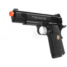ASG Licensed STI Tac Master 1911 Gas Blowback Airsoft Pistol