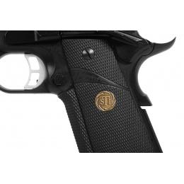 ASG Licensed STI Tac Master 1911 Gas Blowback Airsoft Pistol