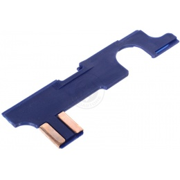 ASG M4 / M16 Ultimate Heat Resistant AEG Airsoft Selector Plate