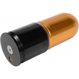 ASG Airsoft 40mm Gas Powered 90-Round Grenade Shell