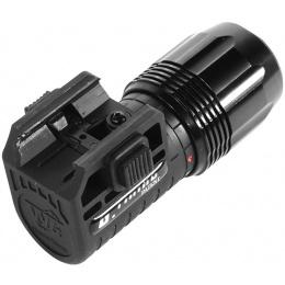 ASG Airsoft Rail Mounted Multifunction LED Pistol Flashlight