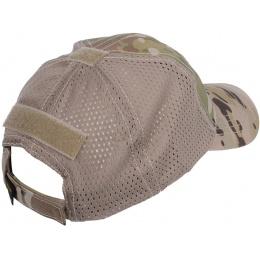 Condor Outdoor Camouflage Tactical Mesh Cap - GENUINE MULTICAM