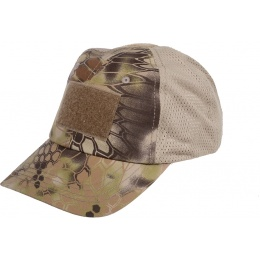 Condor Outdoor Camouflage Tactical Mesh Cap - Kryptek Highlander