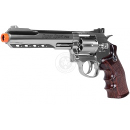 WG M702S Sport 7 Series CO2 Airsoft Revolver Pistol - SILVER