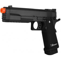 WE Tech Hi Capa 5.2 M1911 R Version Airsoft GBB Gas Blowback Pistol