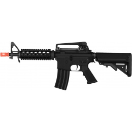 WE Tech Full Metal M4 CQB RIS Airsoft AEG Rifle