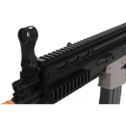 Classic Army FN Herstal SCAR-L AEG Sportline Airsoft Gun - BLACK/TAN