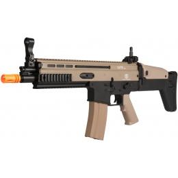 Classic Army FN Herstal SCAR-L AEG Sportline Airsoft Gun - TAN/ BLACK