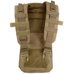 Condor Outdoor 242 Hydro Harness MOLLE Hydration Carrier - TAN