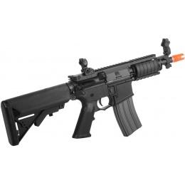 VFC Full Metal M4 ES E-Line Defender AEG Airsoft Rifle - Black