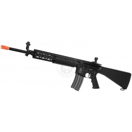 VFC Full Metal M4ES E-Line M16A4 RIS Lancer Airsoft AEG Rifle - Black