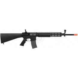 VFC Full Metal M4ES E-Line M16A4 RIS Lancer Airsoft AEG Rifle - Black