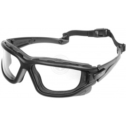 Valken Airsoft ANSI Z87 Rated V-TAC Zulu Tactical Goggles - Clear