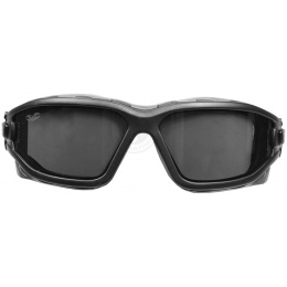Valken Airsoft ANSI Z87 Rated V-TAC Zulu Tactical Goggles - Gray