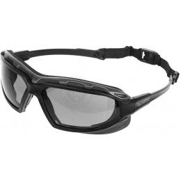 Valken Airsoft ANSI Z87 Rated V-TAC Echo Goggles - Gray