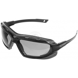 Valken Airsoft ANSI Z87 Rated V-TAC Echo Goggles - Gray