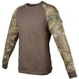 Cast Gear Tactical Combat Shirt - C-Cam