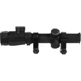 NcStar 1.1-4x20 OSS Octagon Scope Series Airsoft Rifle Scope
